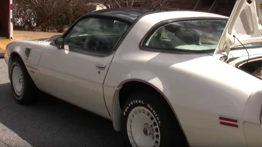 1980 Trans Am Indy Pace Car Has Just 107 Miles