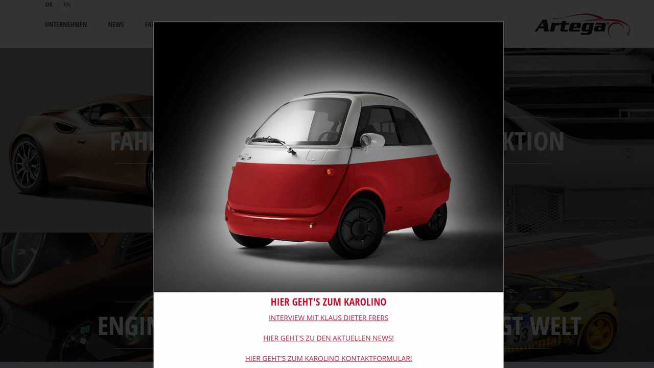 Believe US: This Is Not The Microlino; It Is The Karolino