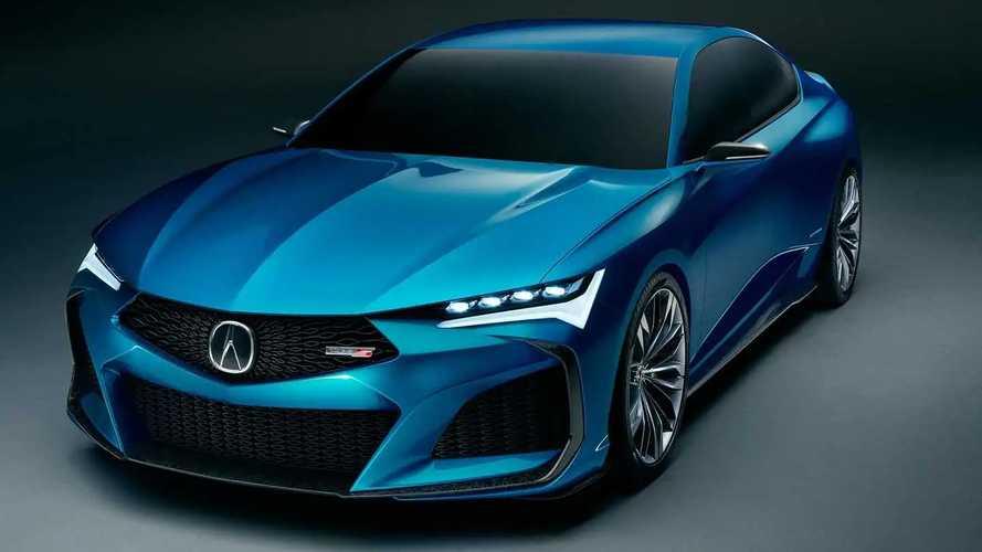 Седан Acura Type S Concept