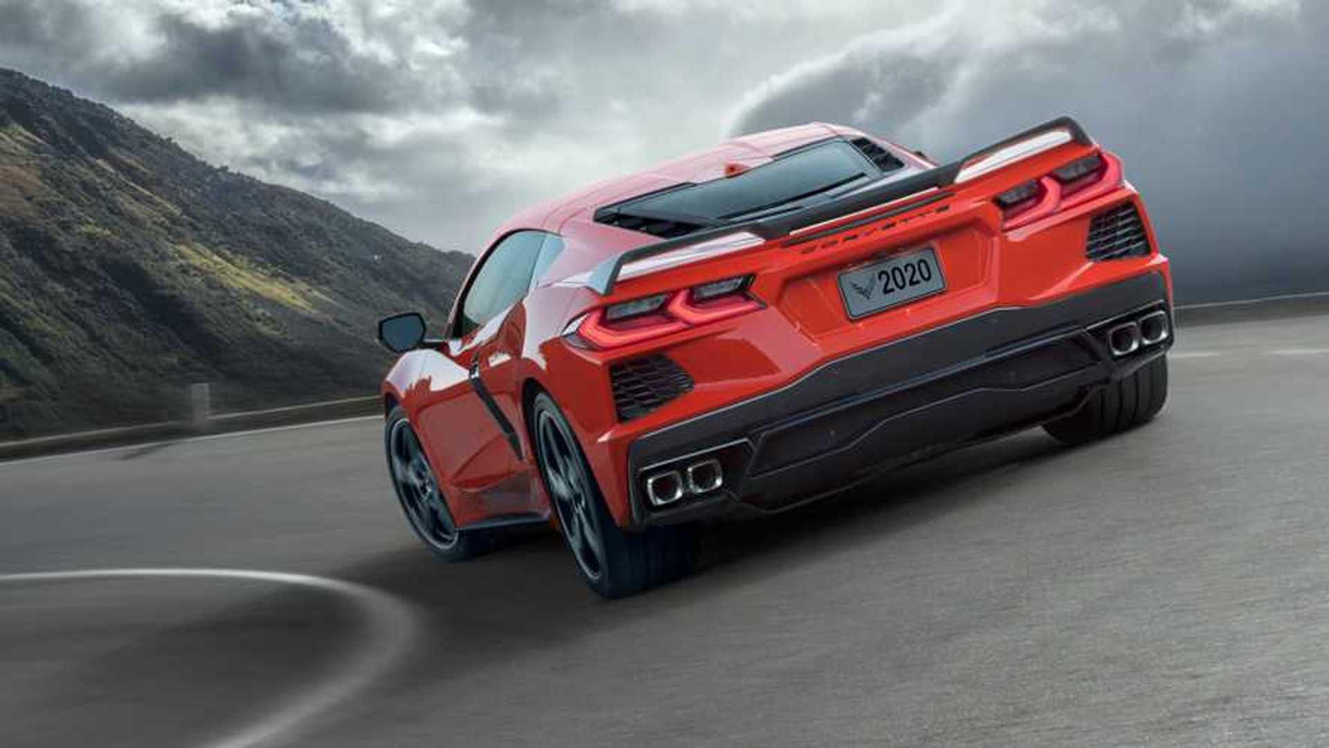 La nouvelle Chevrolet Corvette sera bien disponible en France