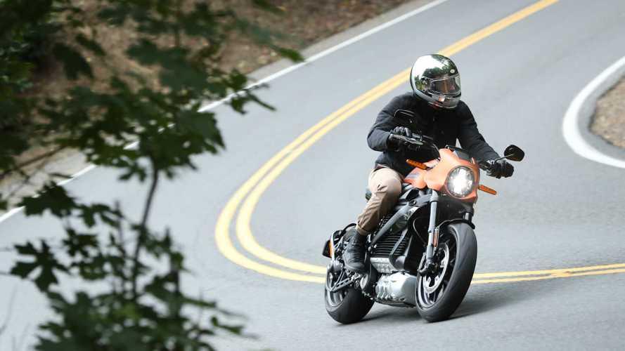 Harley-Davidson LiveWire da record: più di 1.000 miglia in 24 ore