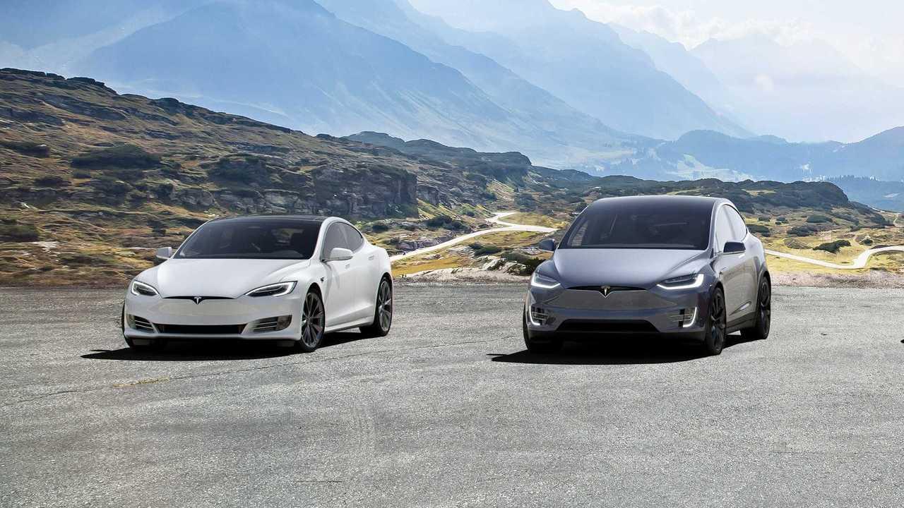 Tesla Model S et Model X