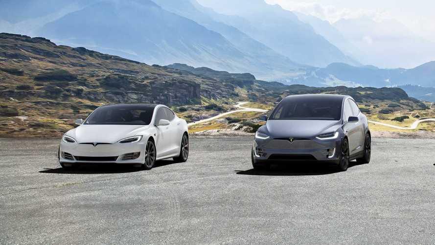 Les Tesla Model S et Model X vers des changements mineurs ?