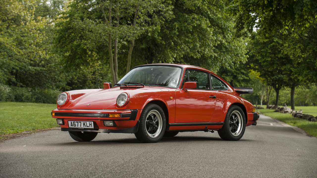 Porsche 911 (1984)