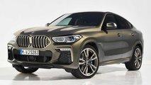 BMW X6, nuova e vecchia a confronto