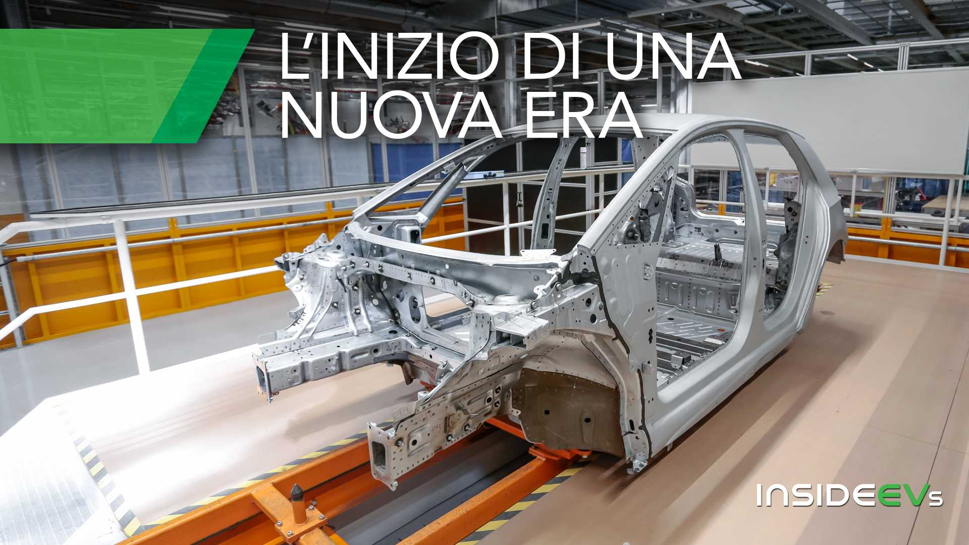 Inside Look At The Production Of The Volkswagen ID.3