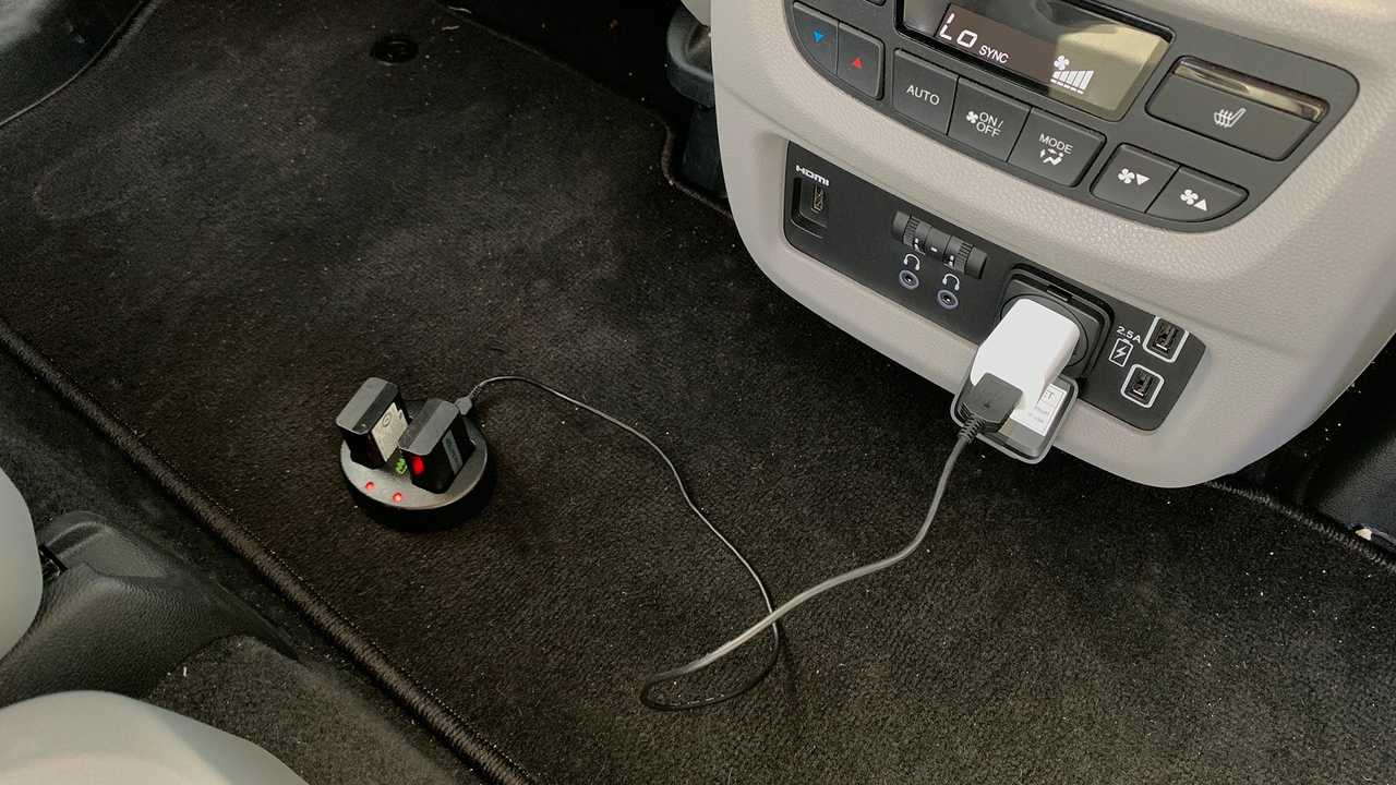 Places To Plug (USB Outlets):