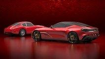 Aston Martin DBS GT Zagato / DB4 GT Zagato Continuation