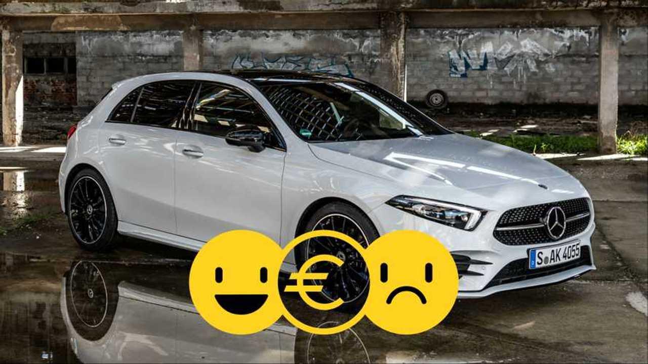 Promozione Mercedes Classe A luglio 2019