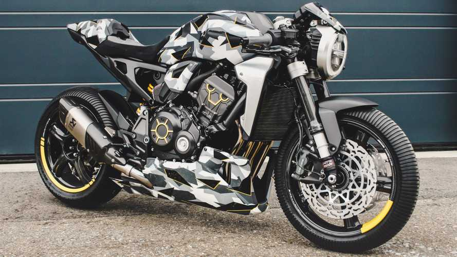 Reimagined And Amazing: Custom Honda CB1000R