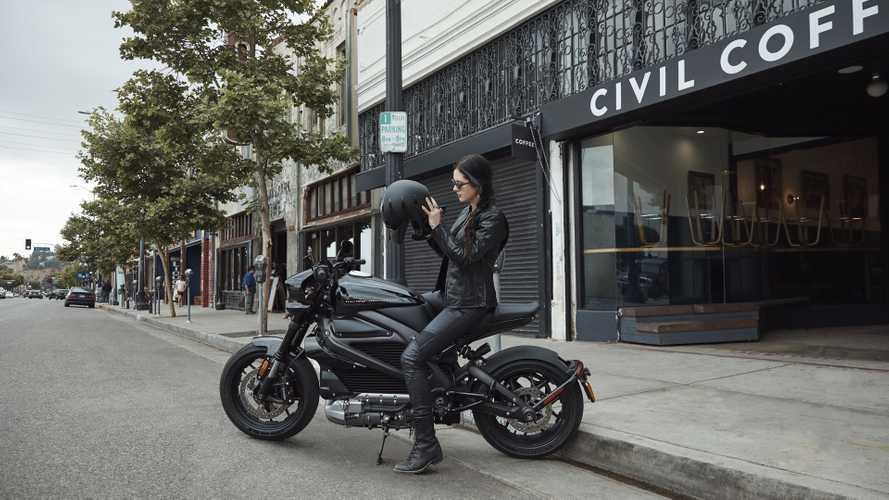 Harley-Davidson Livewire: svelati potenza, caratteristiche e dettagli