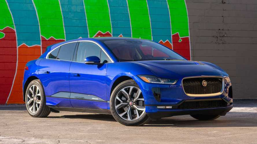Jaguar I-Pace Gets 12 More Miles Of Range From New Software Update