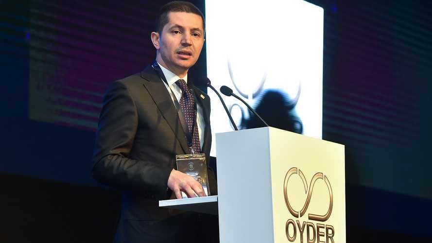 OYDER Başkanı Murat Şahsuvaroğlu, satış rakamları üzerine konuştu