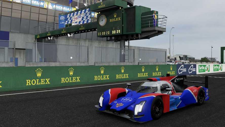 SMP Racing participera à la Super Finale des Le Mans Esports Series
