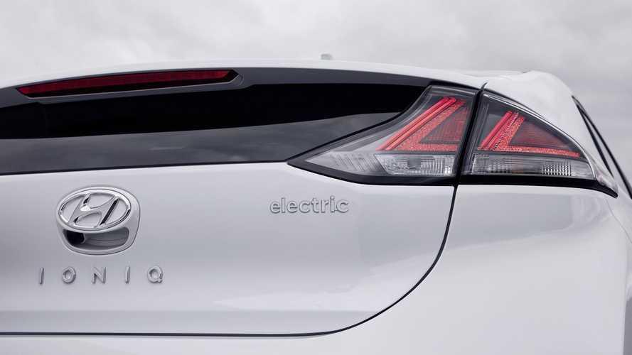 Hyundai Ioniq Electric: ora con 311 km di autonomia