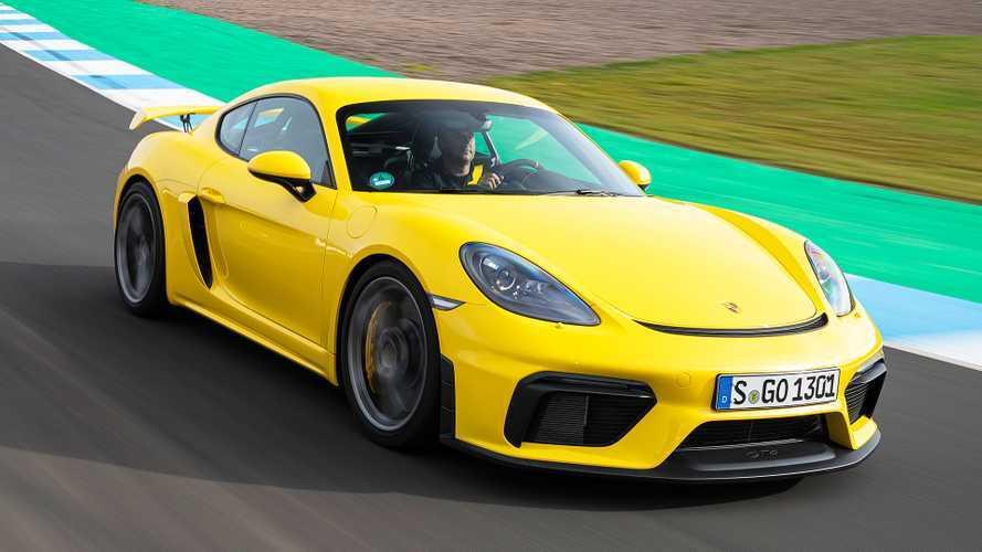 Porsche 718 Cayman GT4 e 718 Spyder estreiam no Brasil; veja preços