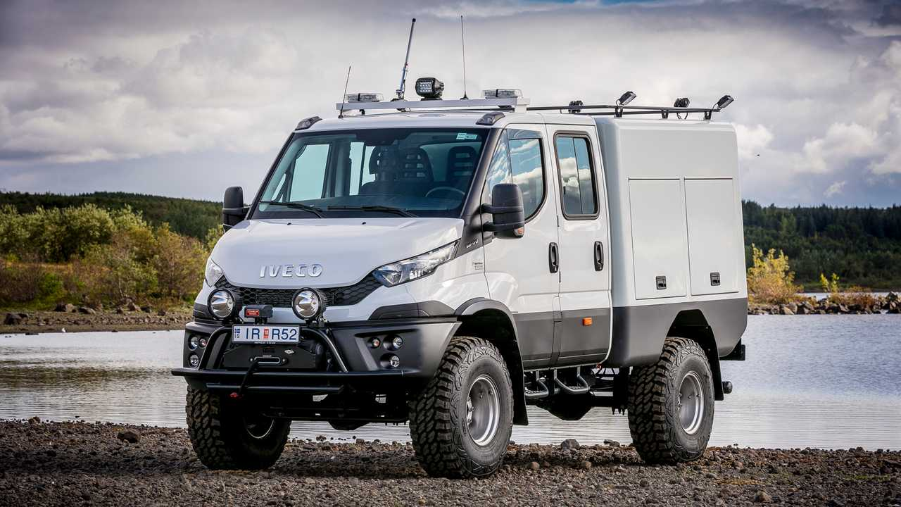 Iveco Daily AT40