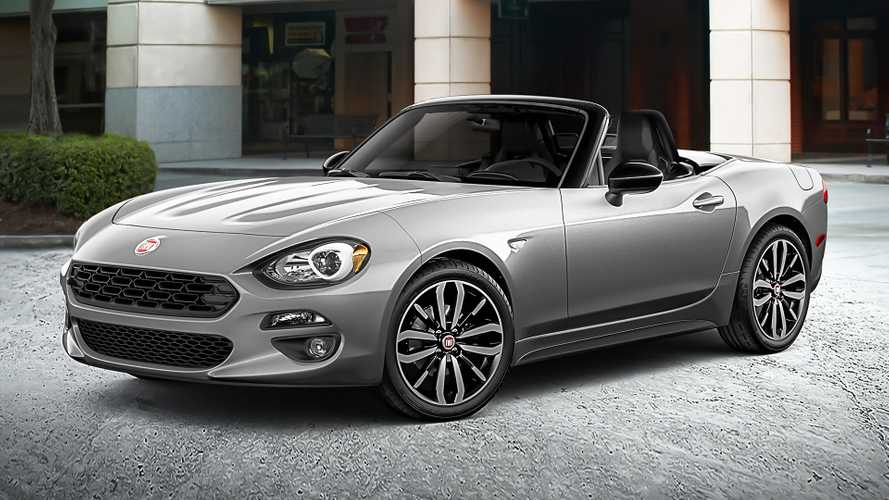 2019 Fiat 124 Spider Urbana Edition Debuts With Visual Upgrades