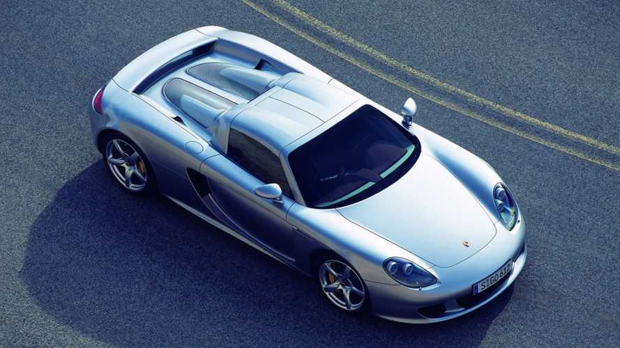 Would You Buy A Porsche Carrera GT For $3000?