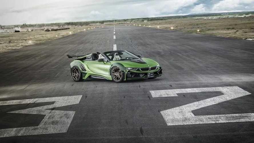 BMW i8 Roadster E.N. ARMY Edition