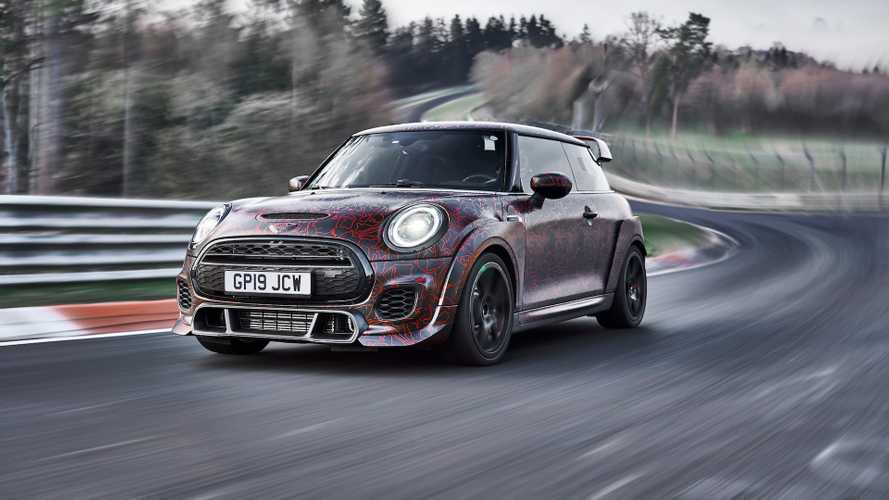 2020 Mini John Cooper Works Prototipo GP