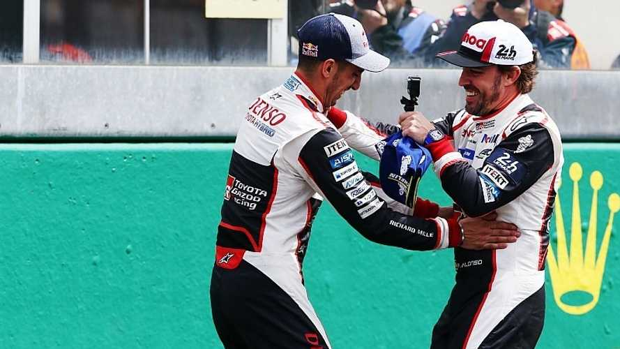 Buemi asegura que Alonso se plantea probar en Fórmula E