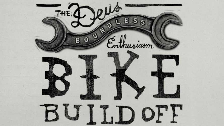 Deus Bike Build Off: Il contest globale dedicato alle special