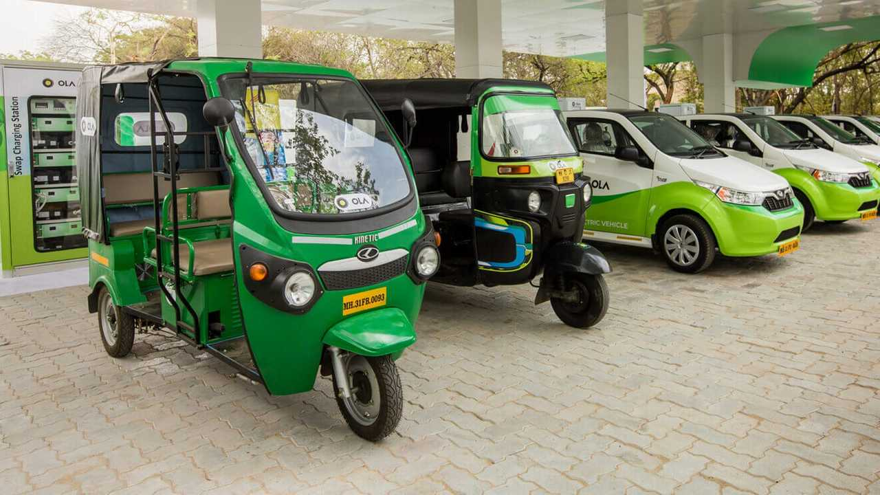 Indian EV Ride-Sharing Startup Becomes A Unicorn
