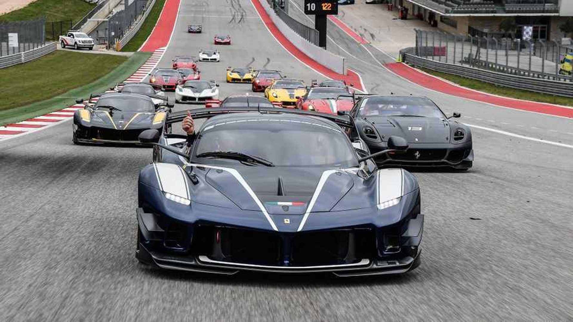 Dive Into Ferrari's Corse Clienti Program For XX Owners
