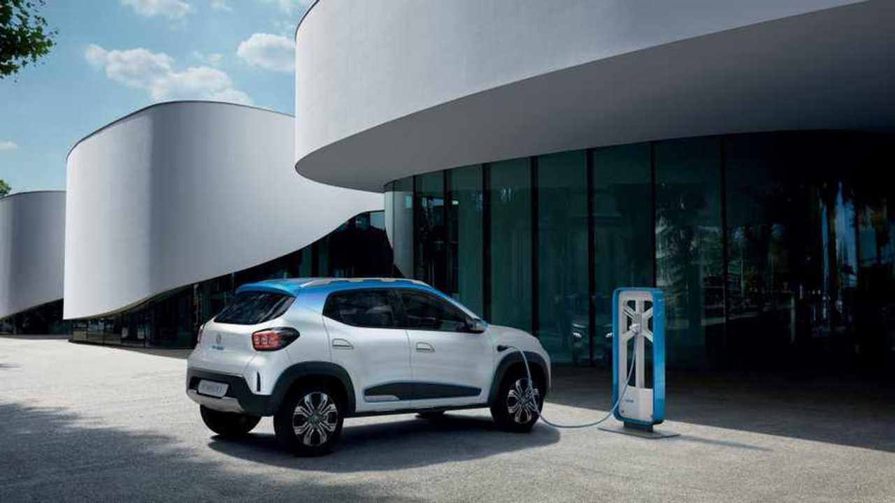 Renault City K-ZE Production Car Unveiling Set For Shanghai Auto Show