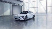 Nio zeigt ET Preview auf der Shanghai Auto Show 2019