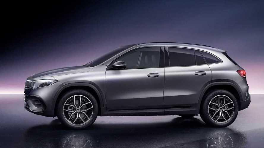 Mercedes EQA vs Mercedes GLA