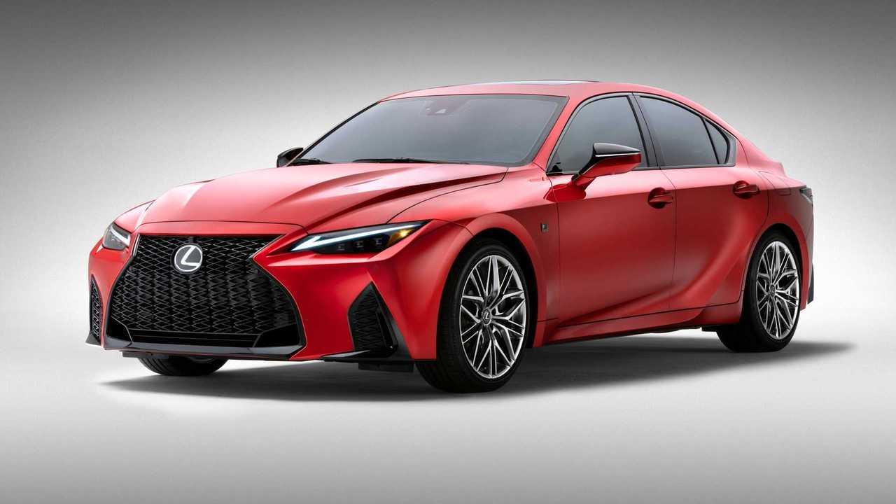 Lexus bringt in den USA einen IS 500 mit V8 auf den Markt