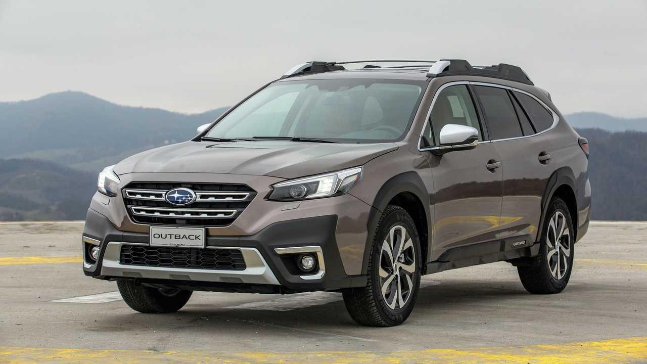 Die sechste Generation des Subaru Outback kommt endlich auch nach Deutschland
