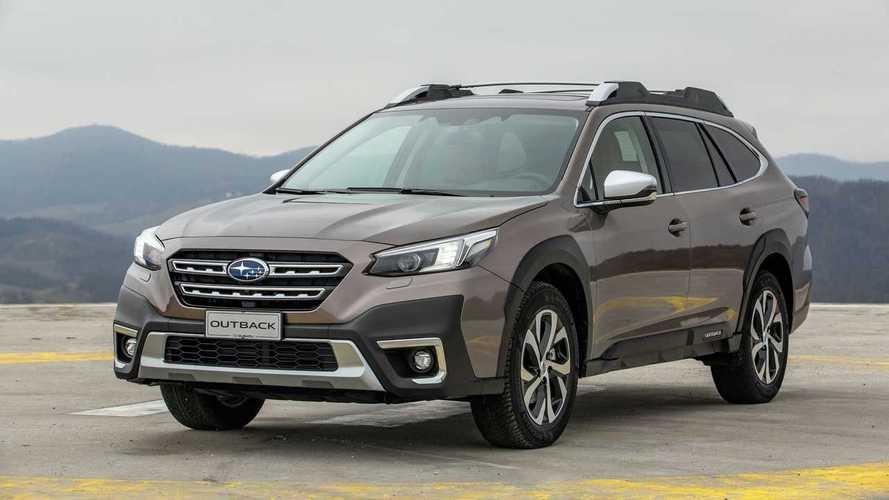 Subaru Outback (2021): Neuauflage endlich auch in Deutschland (Update)