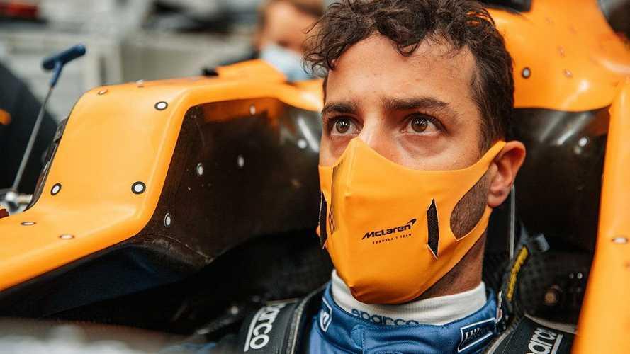 Daniel Ricciardo prend ses marques chez McLaren