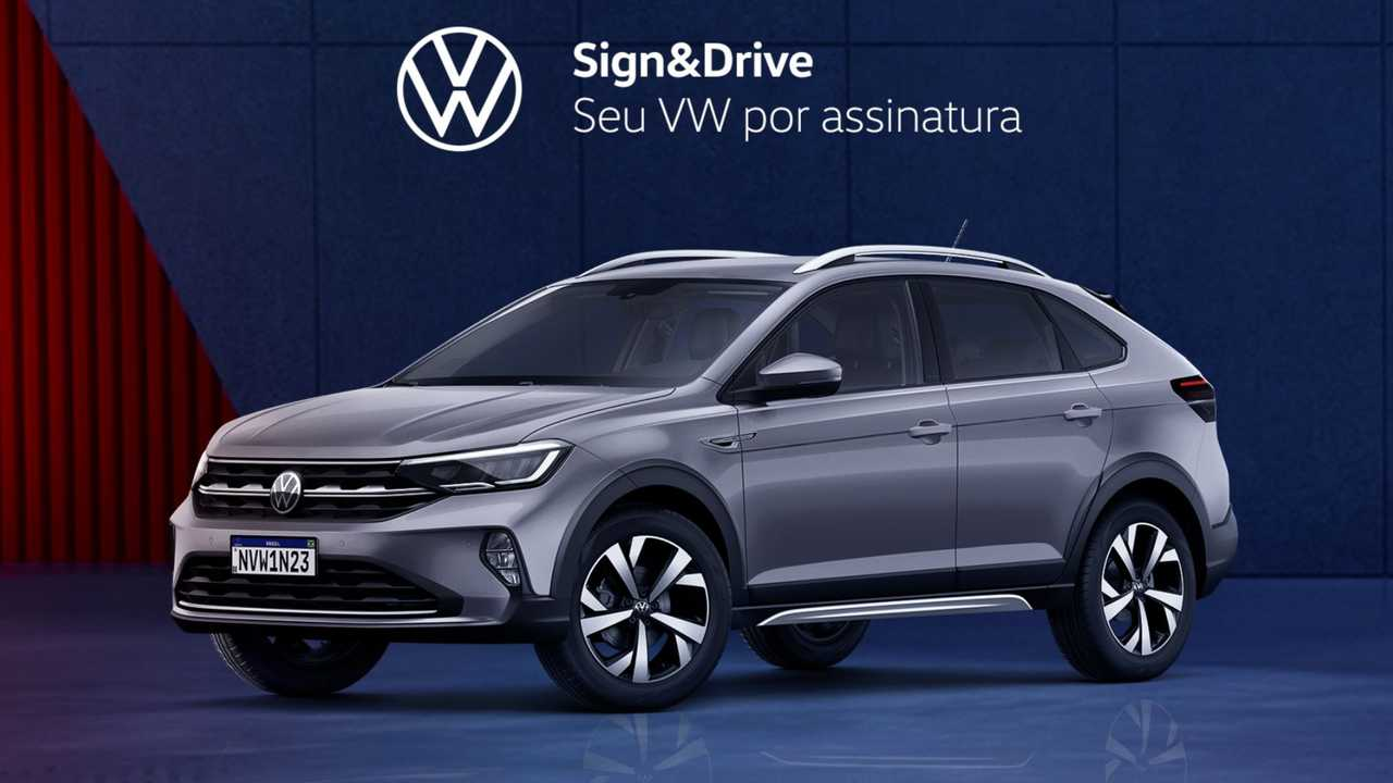 Volkswagen Nivus - Sing&Drive
