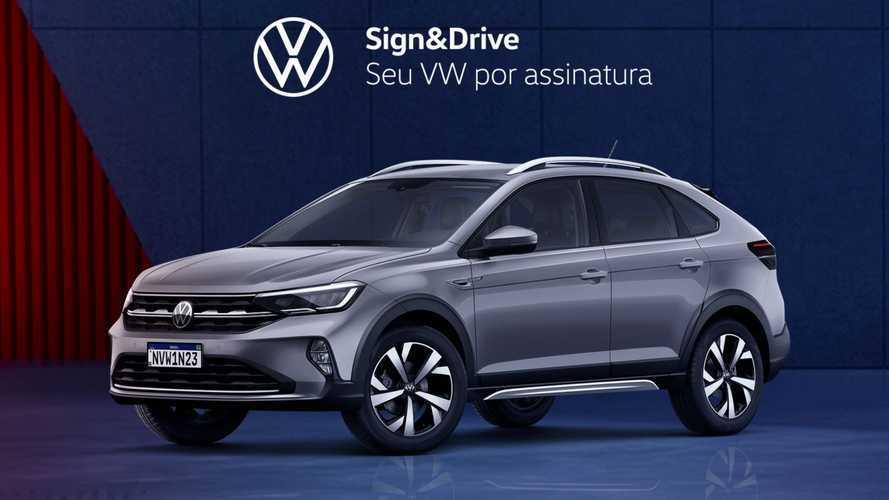 Volkswagen Nivus entra em programa de assinatura por R$ 2.249 ao mês