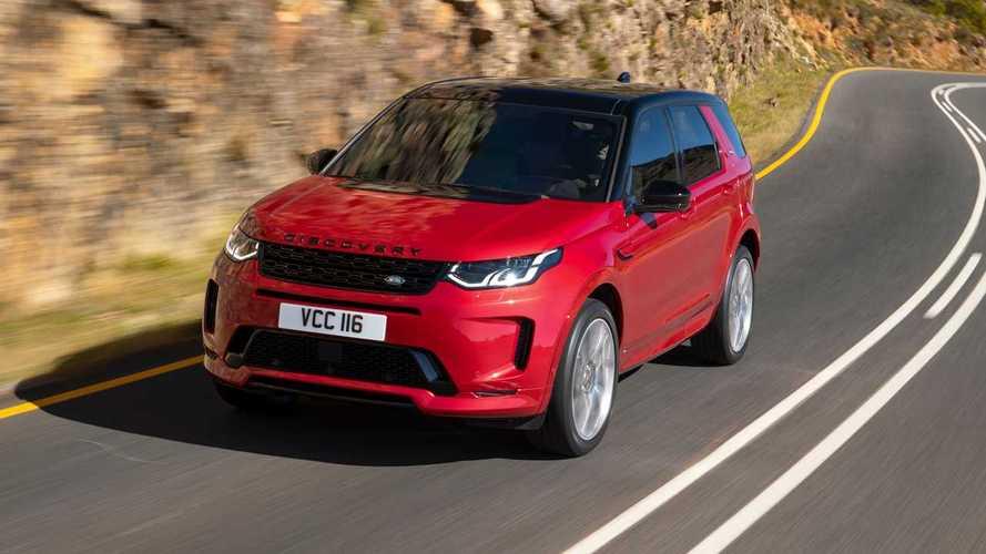 Land Rover lança Discovery Sport e Evoque 2021 com preços a partir de R$ 280.950