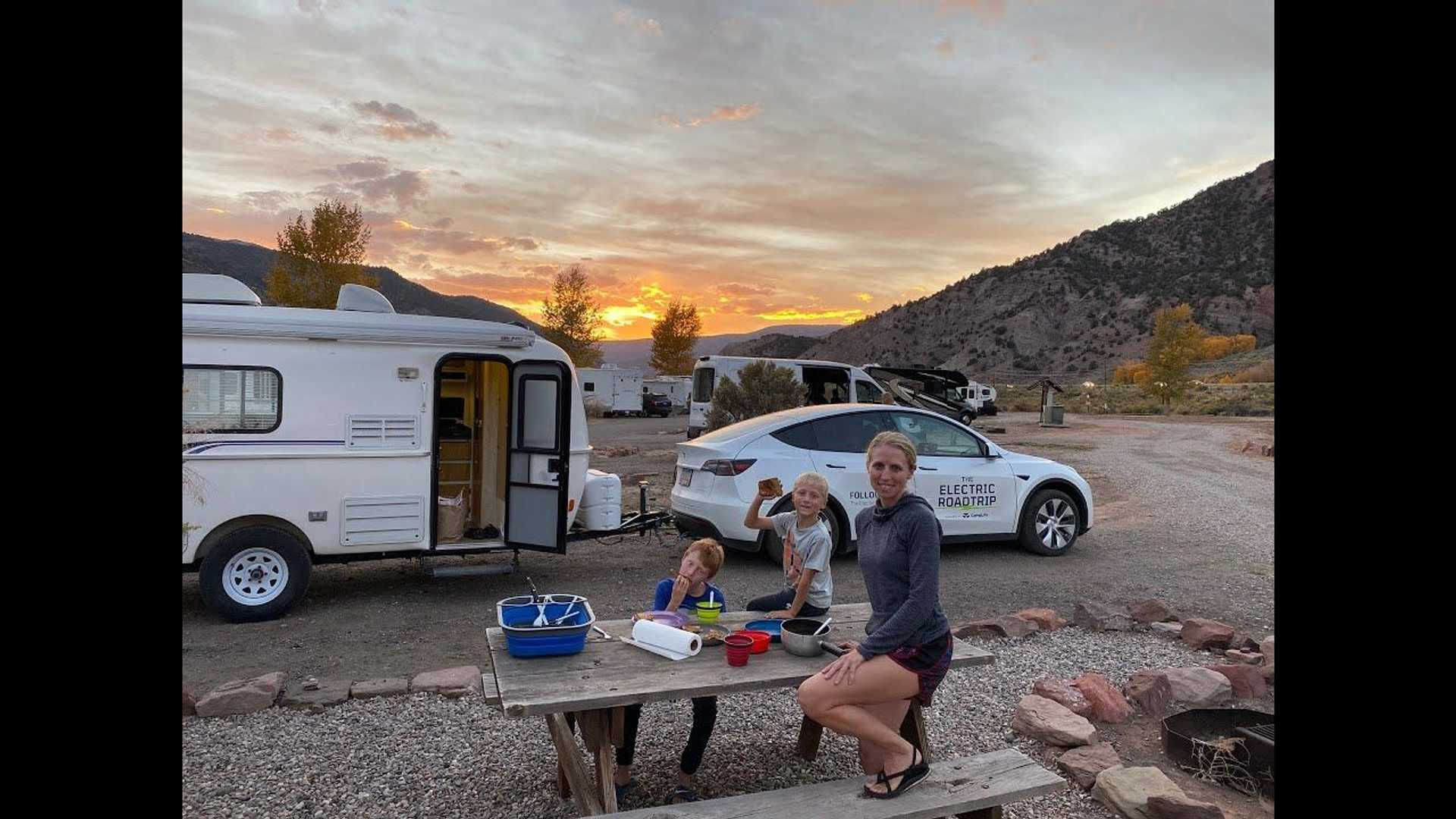 Tesla Model Y Tows A Camper 1,500 Miles: What's The Final Verdict?