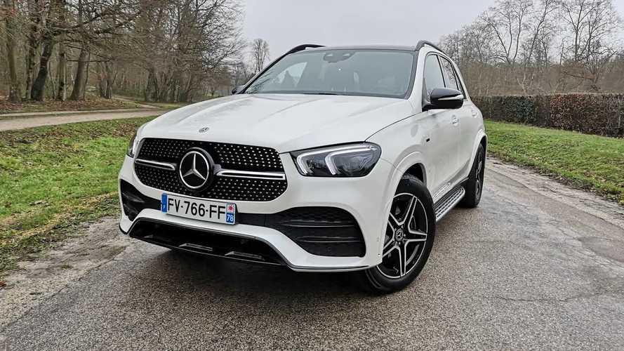 Essai Mercedes-Benz GLE 350 de