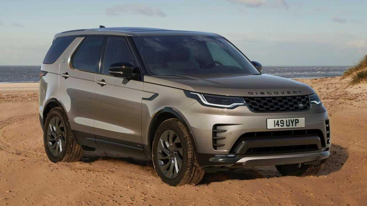 Land Rover Discovery Ön Cephe