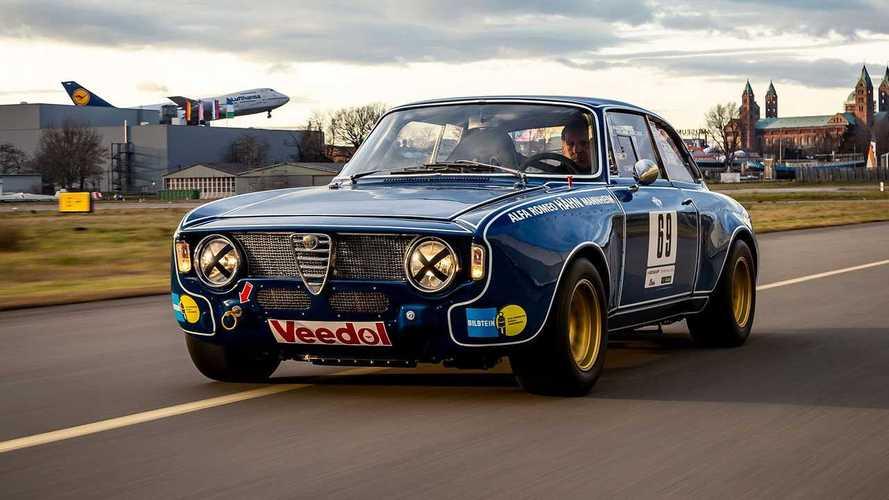 In vendita un raro esemplare di Alfa Romeo Giulia Sprint 1600 GTA Corsa
