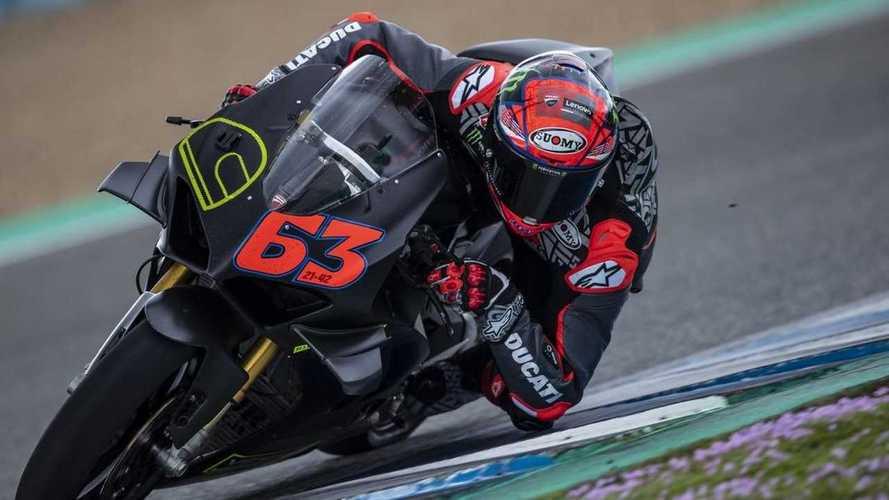 MotoGP Introduces New Track Limit Sensor System For 2021 Season