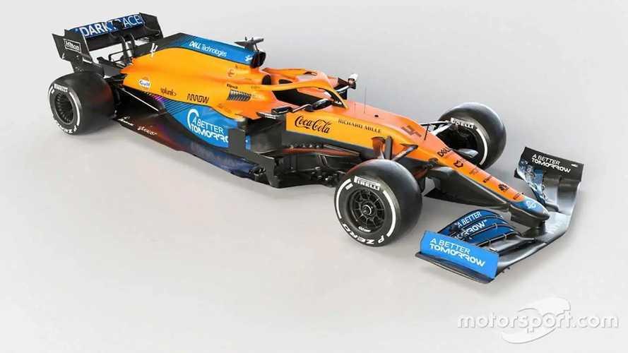 McLaren MCL35M reveal