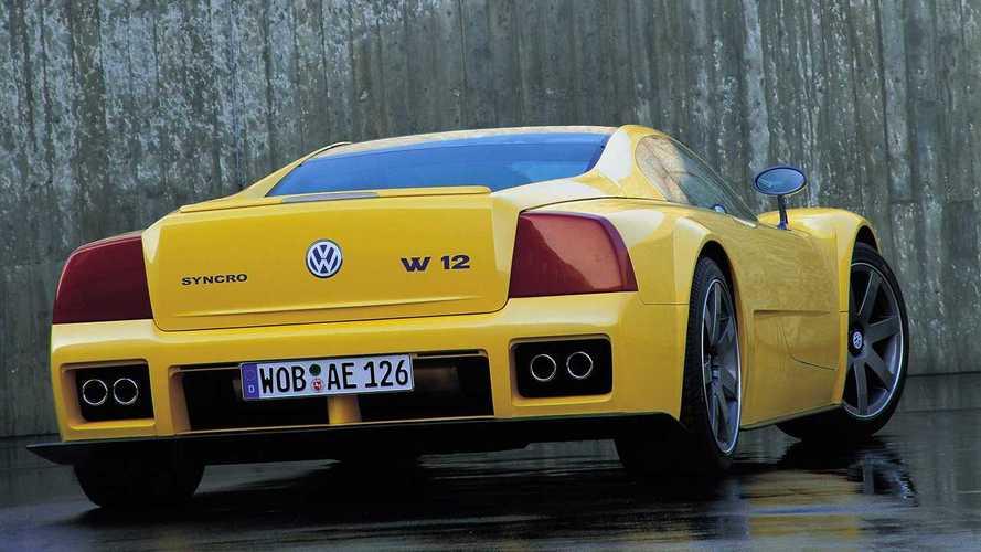 El Volkswagen W12 y sus tres variantes