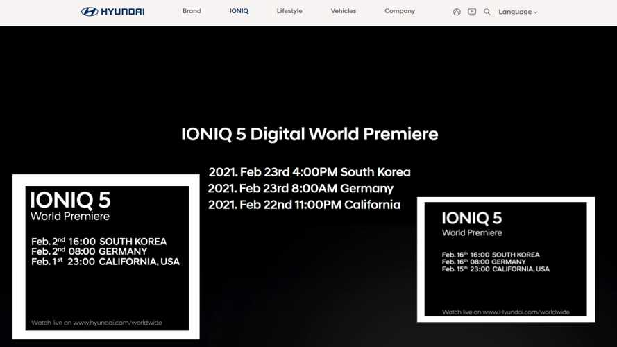 What Does The Rescheduling Of Hyundai Ioniq 5's World Premiere Hide?