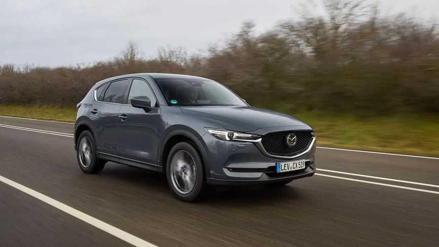 Mazda CX-5 (2021)