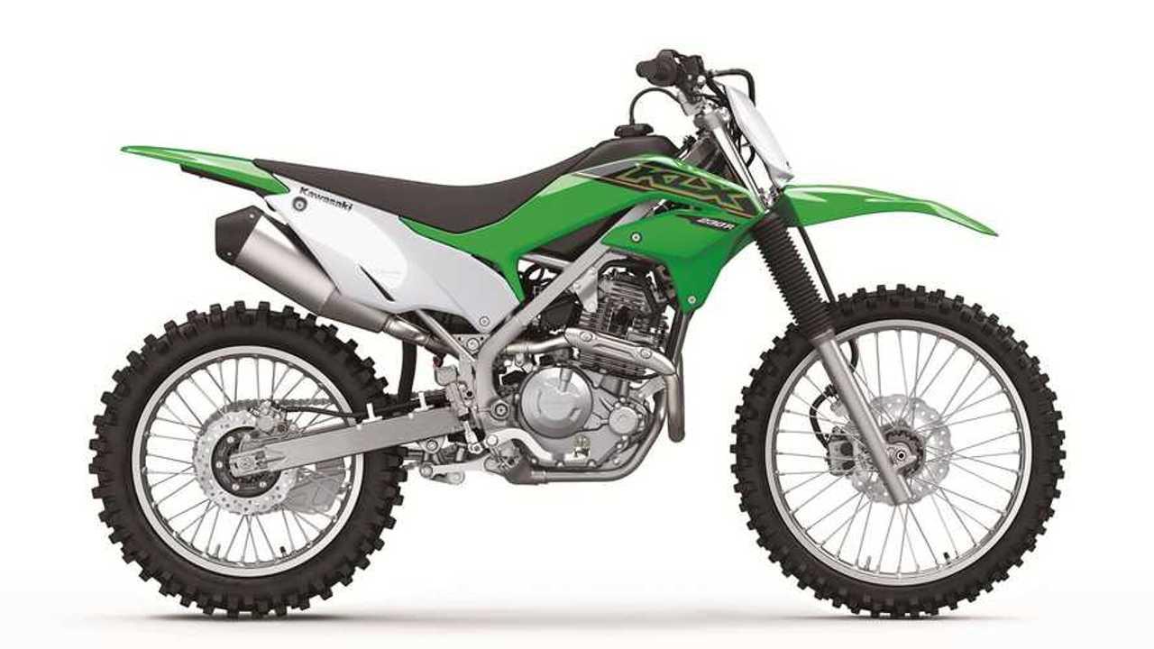 2021 Kawasaki KLX230R S Right Side Alternate