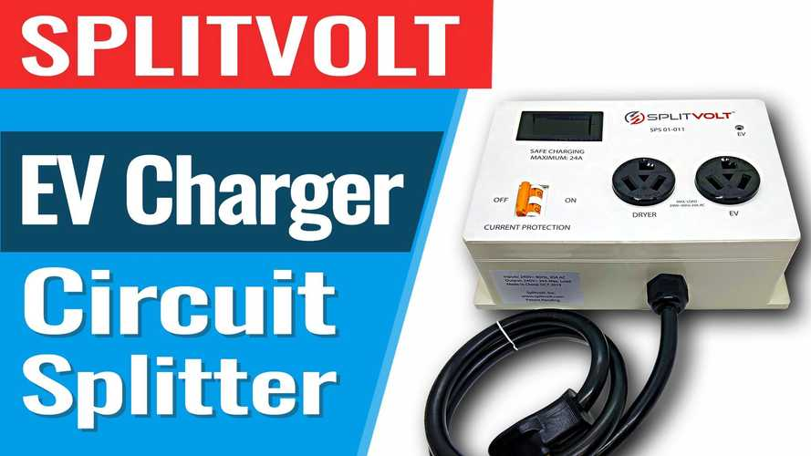 Splitvolt Splitter Switch: Lowering Barriers For Home EV Charging